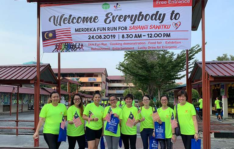 Merdeka Fun Run 2019